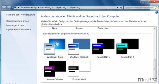 windows 7 klassische ansicht