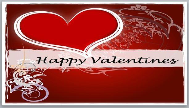 Schön Valentinstag