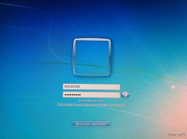 Windows 7 Passwort Hacken