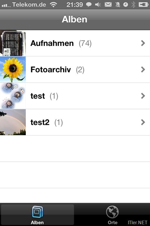 bilder vom rechner auf iphone übertragen