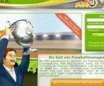 Fussballmanager-Browserspiel