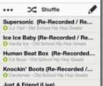 Spotify-Wiedergabe-Problem