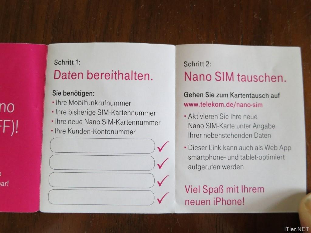 iphone sim karte vom iphone in ein neues tauschen