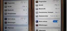 iPhone-4-iPhone-5-Farbvergleich-Display-Gelbstich-Farbton (1)