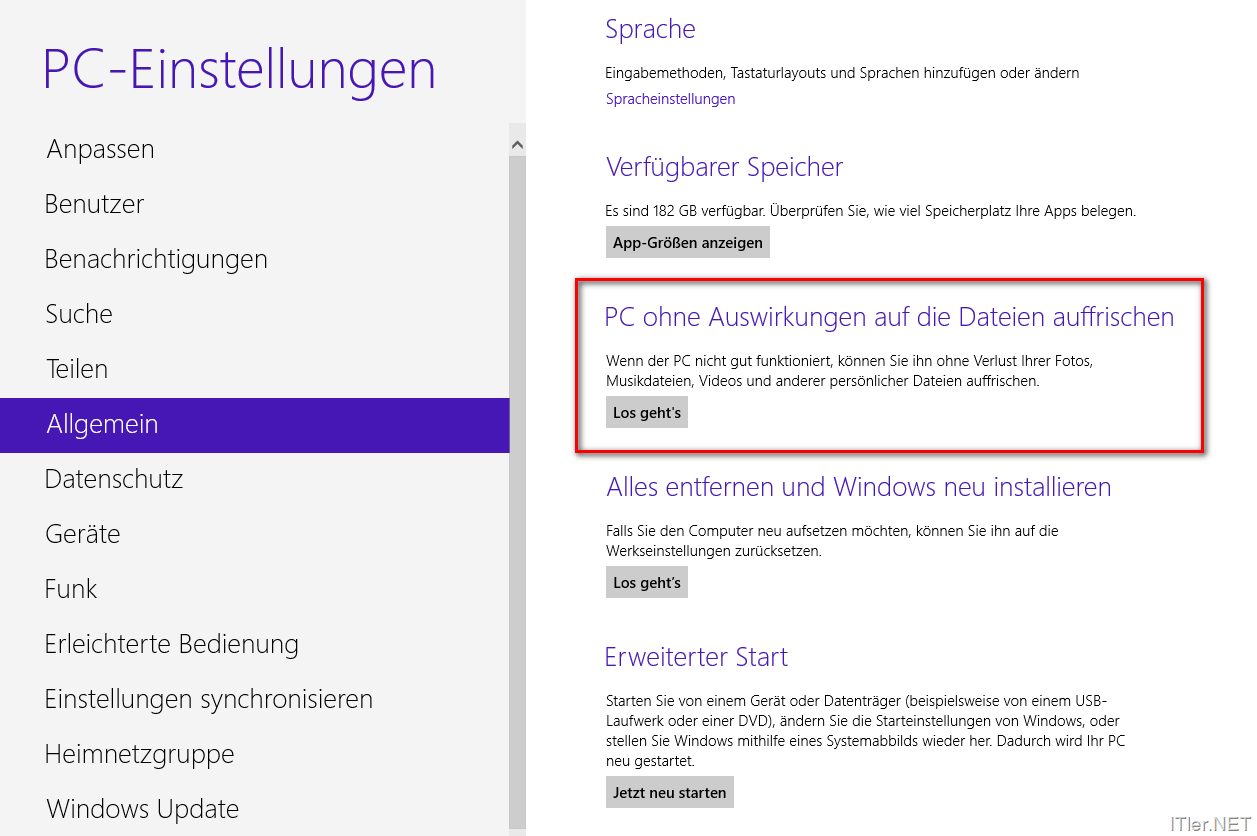 windows app store startet nicht