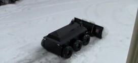 robopow-Schneeräumer-Roboter