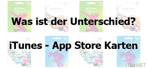 App Store Gutschein