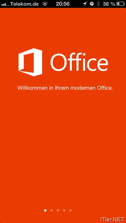 comment installer Microsoft Office 2013 sur ipad
