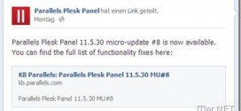 Plesk-Update-FTP-Problem