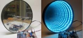 Coole-Spiegelbeleuchtung