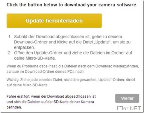 gopro hero 3 update instructions
