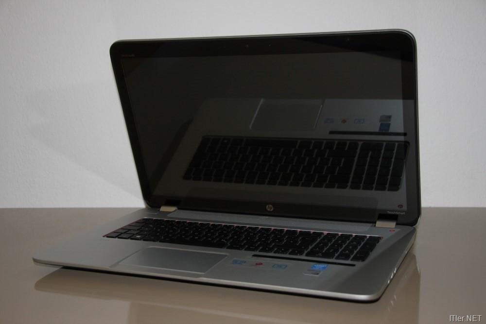 hp envy 17 leap motion laptop mit touch und gestensteuerung. Black Bedroom Furniture Sets. Home Design Ideas