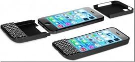 iPhone-mit-Blackberry-ähnlichen-Tastatur