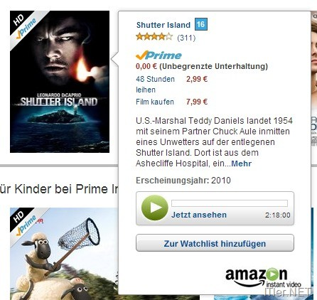 Amazon Instant Video Film Kaufen