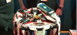 Cubestormer3-Zauberwürfel-Roboter