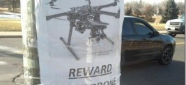 Drohne-verloren-Mast