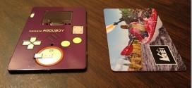 Visitenkarte-Gameboy