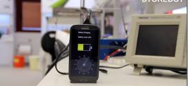 High-Speed-Smartphone-aufladen