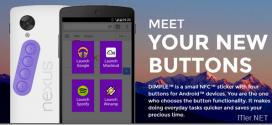 Dimple-io-Hardware-Knöpfe-NFC