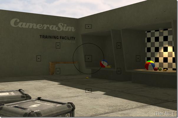 Camera-Sim-der Kamera-Lern-Simulator