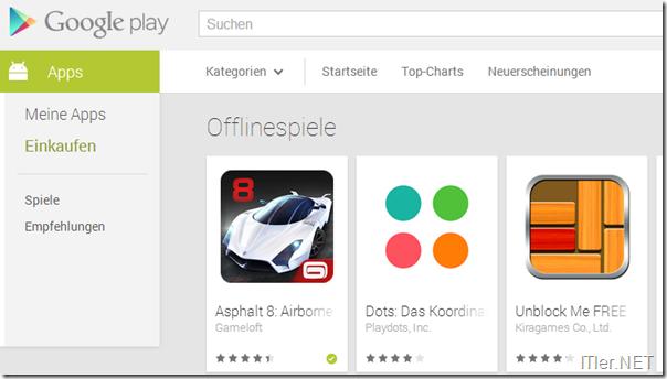 google play store gratis spiele