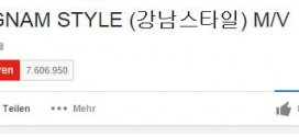 Psy-Gangnam-Style-Youtube-Rekord