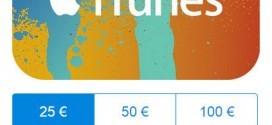 iTunes-Rabatt-Guthaben