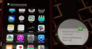 Android-Wear-Statusmeldung-von-iOS