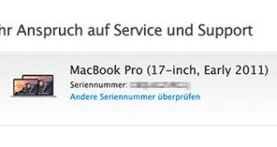 Apple-MacBook-Pro-Rückruf-Reparaturerweiterung