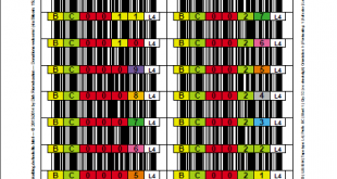 LTO-Barcode-Label-Generator