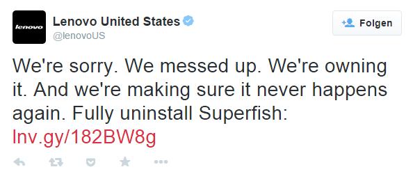 Lenovo-Superfish-Twitter