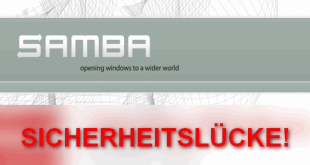 SAMBA-Server-Sicherheitslücke