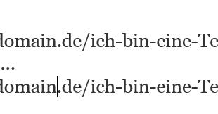 URL-mit-Slash-oder-ohne-Slash