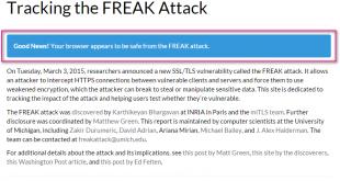 FREAK-Attack-Sicherheitslücke