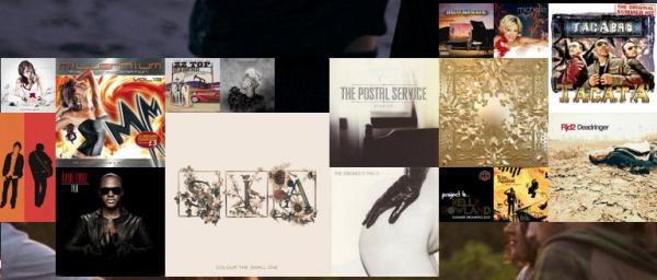 Spotify-Musik-Dienst