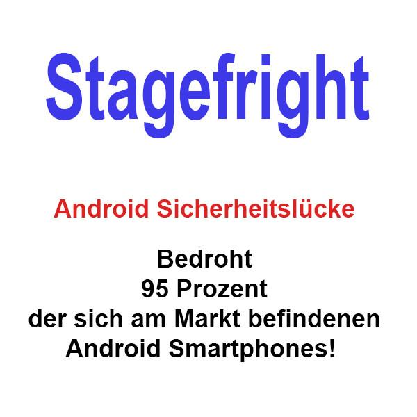Stagefright-MMS-Sicherheitslücke