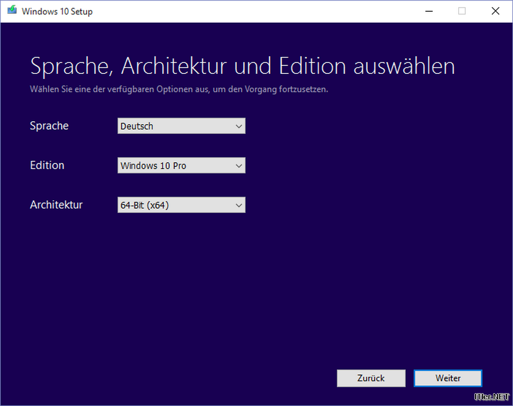 Windows 10 Iso Auf Usb Stick