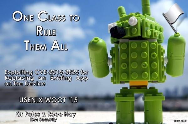 Android Serialization Sicherheitslücke
