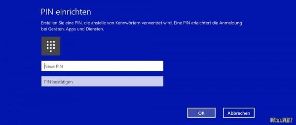 windows 10 anmeldung pin