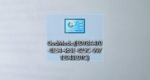 Windows 10 - Godmode aktivieren - 3
