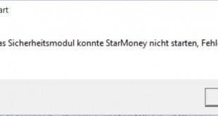 starmoney-sicherheitsmodul-1150-Fehler