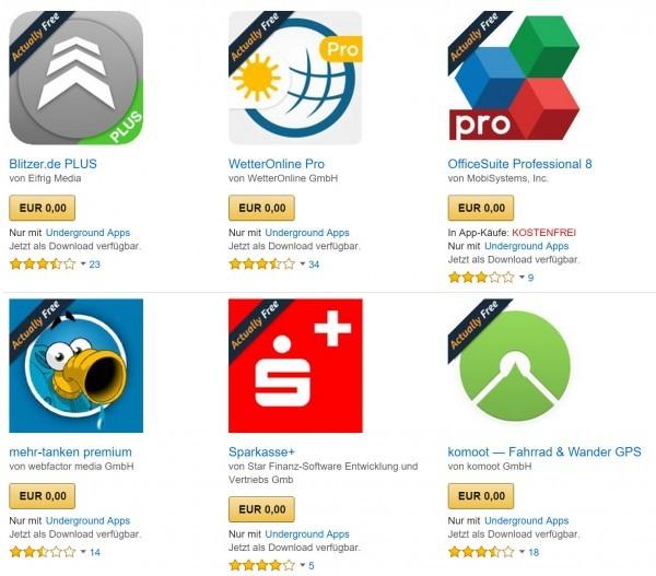 Amazon-Underground-Angebote