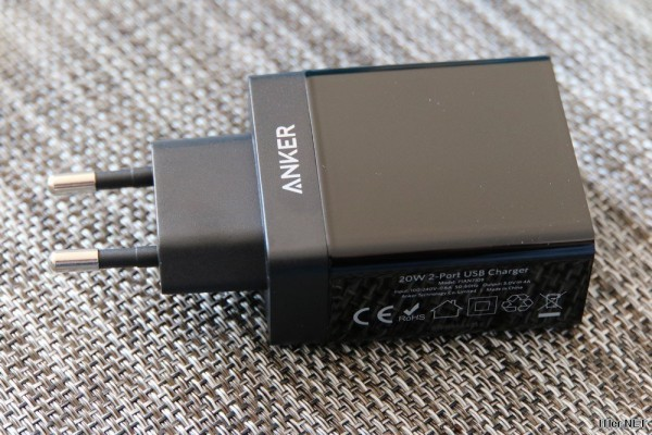 Anker 20W 2-Port USB Ladegerät im Test (1)