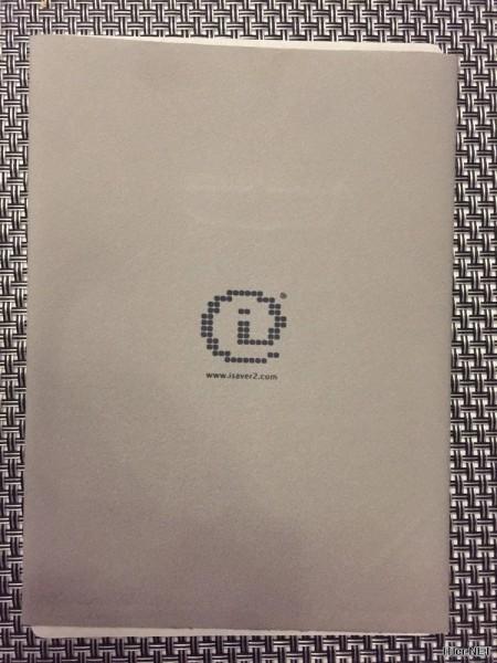 iSaver2 - Bildschirm-Schutz-und-Reinigungs-Tuch im Test (3)