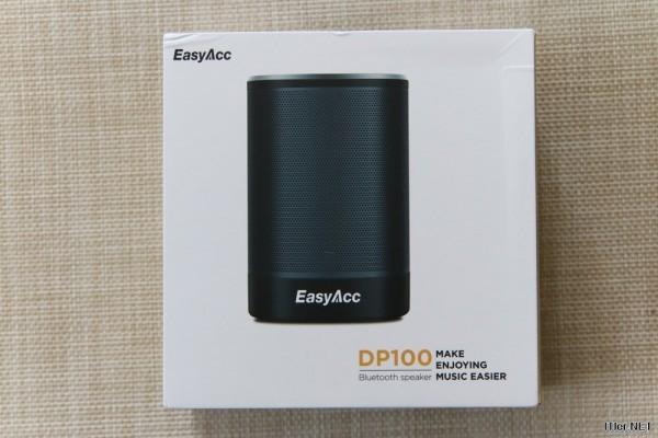 EasyAcc DP100 Bluetooth Lautsprecher im Test (1)