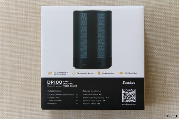 EasyAcc DP100 Bluetooth Lautsprecher im Test (2)