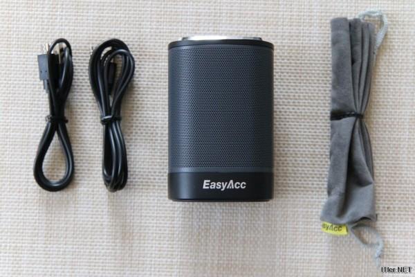 EasyAcc DP100 Bluetooth Lautsprecher im Test (4)