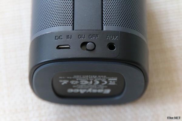 EasyAcc DP100 Bluetooth Lautsprecher im Test (6)