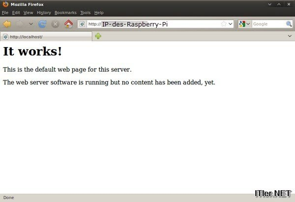 Raspberry Pi – Apache, PHP, MySQL Installation – Anleitung (100)