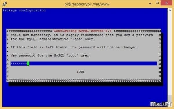 Raspberry Pi – Apache, PHP, MySQL Installation – Anleitung (101)